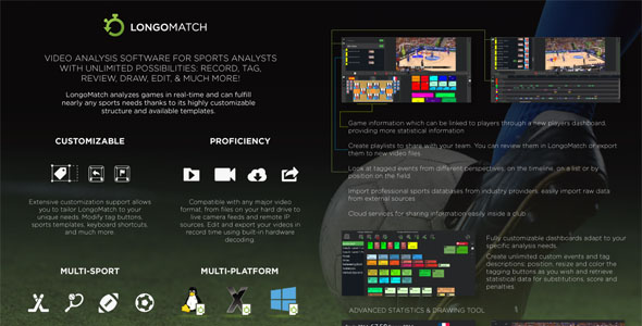 LongoMatch Video Analysis By Fluendo Partners With iSportconnect - Sports Techie blog