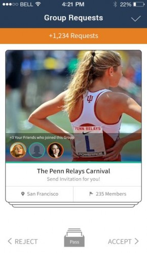 Penn Replays New Social Media Messaging App By WeHub - Sports Techie blog.