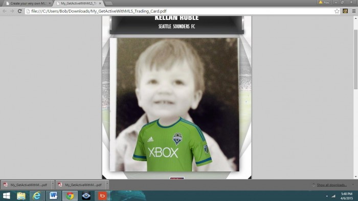 MLS WORKS Partner To Create First-Ever Customized Cards For Fans.