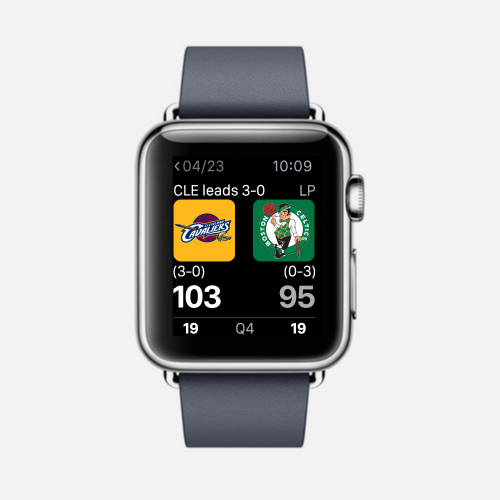 NBA Game Time App is co-managed by Turner Sports and the NBA as a part of NBA Digital.