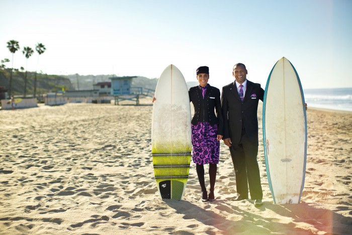 Air New Zealand's New Safety Video Features Legendary Surfers.