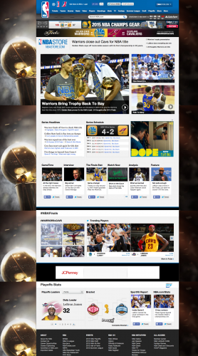 NBA Draft 2015 Digital Content Available On NBA.com, NBA Mobile And Gametime App - SportsTechie blog.