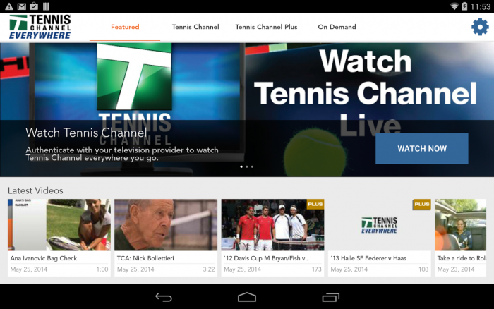 Tennis Channels Gets Creative with Content Rights: Streaming Subscriptions Up 400%.