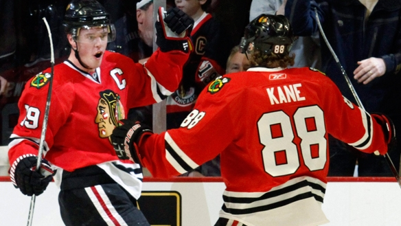 Chicago Blackhawks forwards Jonathan Toews and Patrick-Kane are Stanley Cup ready.