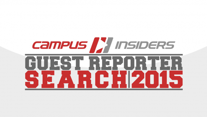 "Campus Insiders Launches ""Guest Reporter Search"" Campaign Provides opportunity for Students and Alumni to Cover the College Football Playoff in Arizona."