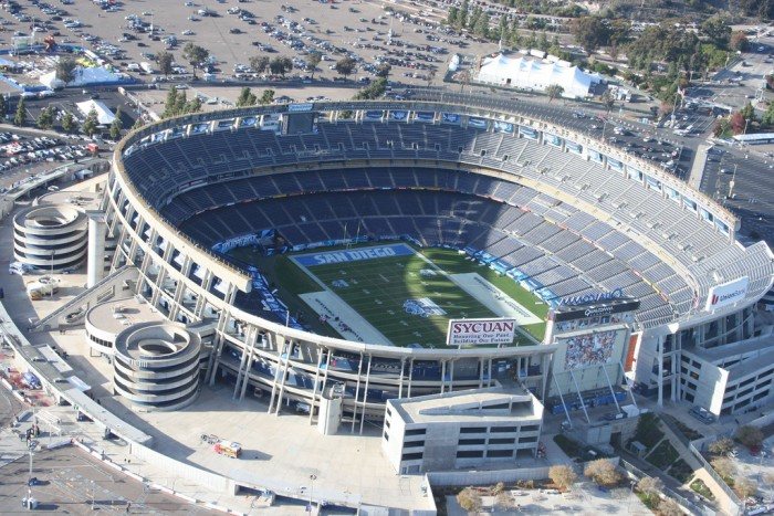 Stadium Issues Fuel Relocation Talks for San Diego Chargers - #SportsTechie blog