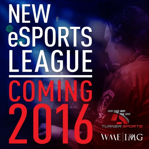 Strategic Partnership to Create Groundbreaking eSports League.