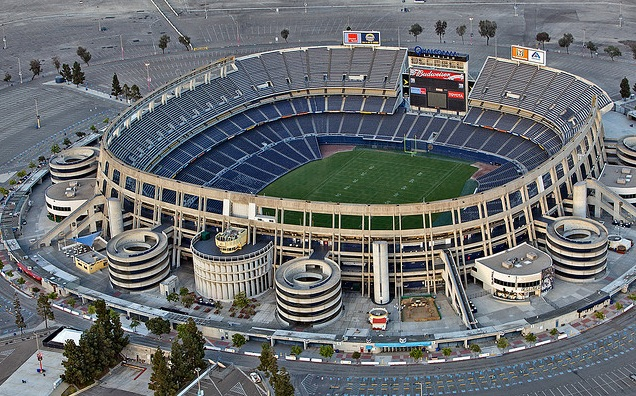 Stadium Issues Fuel Relocation Talks for San Diego Chargers - #SportsTechie blog.