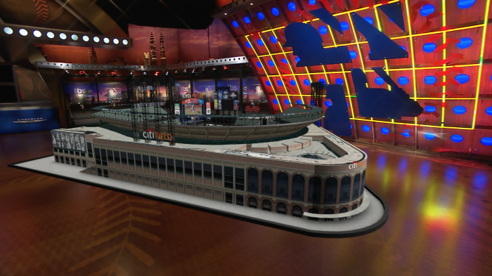 Turner Sports' Postseason Studio Coverage to Include Use of Virtual Reality Ballpark Models for First Time