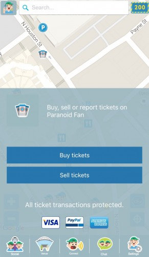 PB was excited to introduce a peer to peer platform that allows fans to locate, buy and sell tickets - on site, or online.