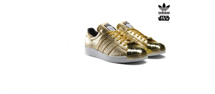 Mi adidas Star Wars Superstar Black Friday Shoes Discount