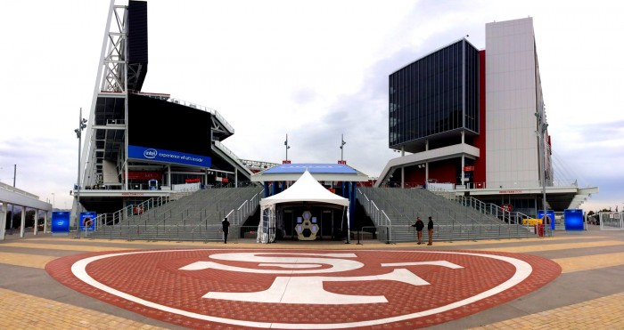 Levi's® Stadium to unveil new security-screening technology.
