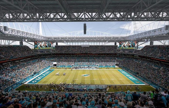 Sun Life Stadium Implementing Ephesus LED Lighting System - SportsTechie blog,