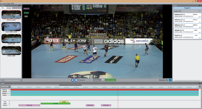 AutomaticTV, The Automatic Sports Production System.