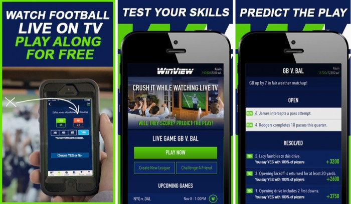 Could this be the killer app that generates live sports gaming advertising dollars, takes down daily fantasy sports and forever changes second screen behavior?