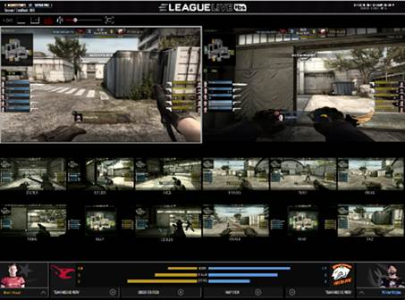 ELEAGUE Launches Innovative, Customizable Mosaic Video Player.