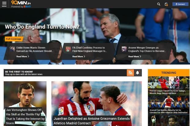 Minute Media, HT Media Partner to Deliver Fan-Created Football Content