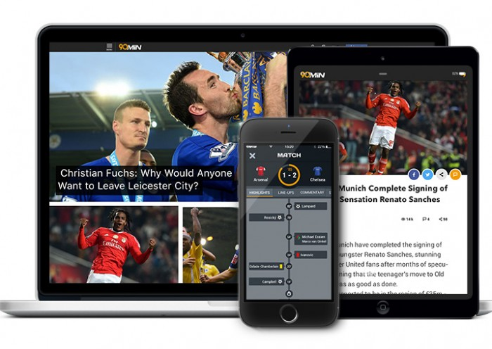 Minute Media, HT Media Partner to Deliver Fan-Created Football Content.