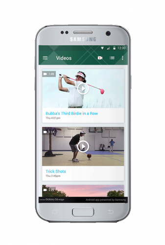 Along with multiple live video streams, PGA Championship LIVE will offer highlights of key moments, live scoring, Featured Group shot-by-shot graphical displays using laser-generated data, individualized player scorecards and advanced DVR features.