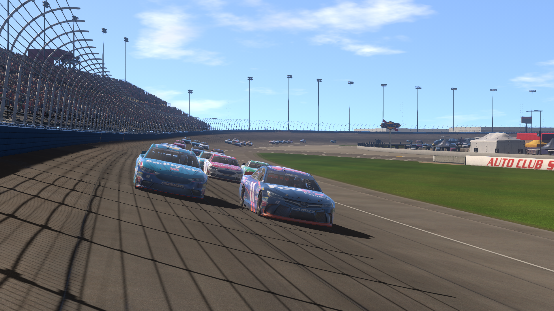 Heat Evolution Is First Officially Licensed NASCAR Video Game On PlayStation®4 and Xbox One.