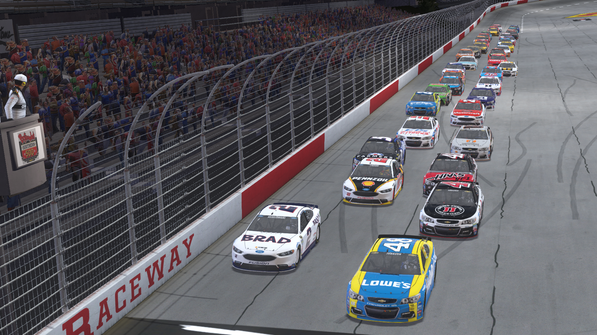 NASCAR Heat Evolution Launches On PS4 and Xbox One With Competitive MultiPlayer Online - SportsTechie blog.