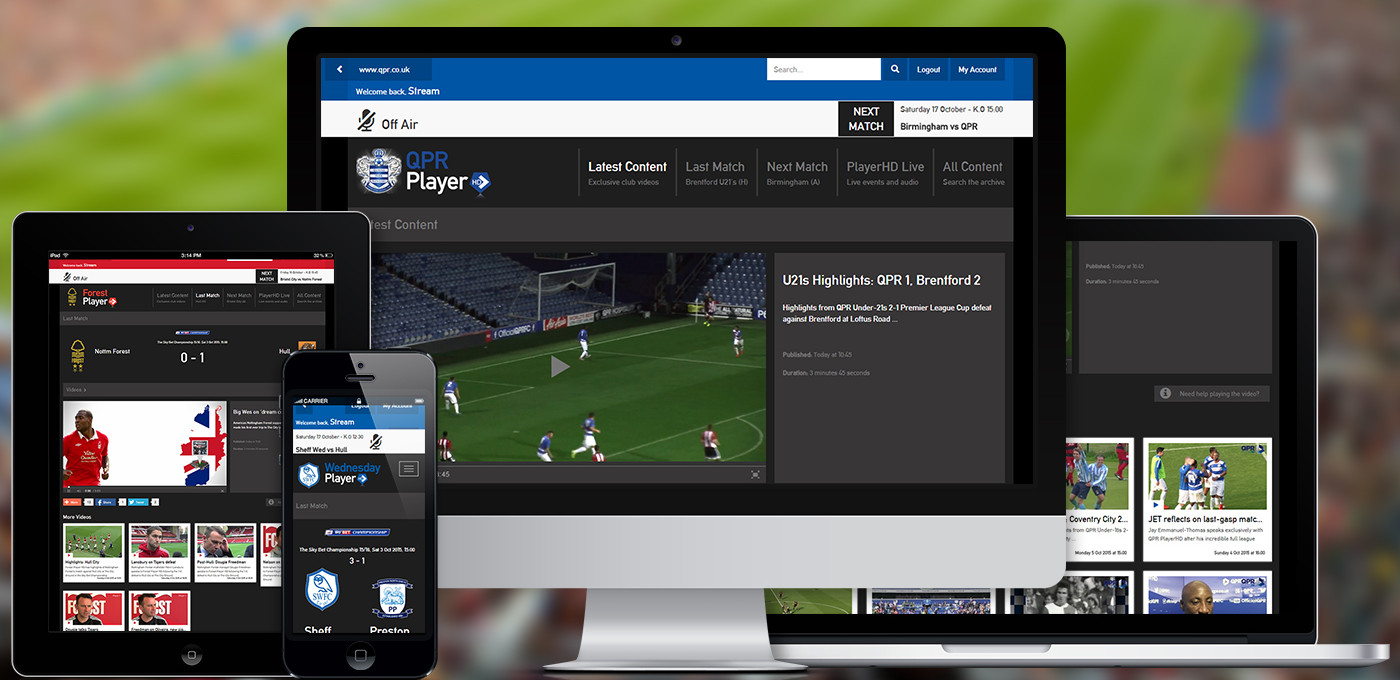 The EFL delivers tailored video subscriptions to each of their 89 clubs by PlayerHD.