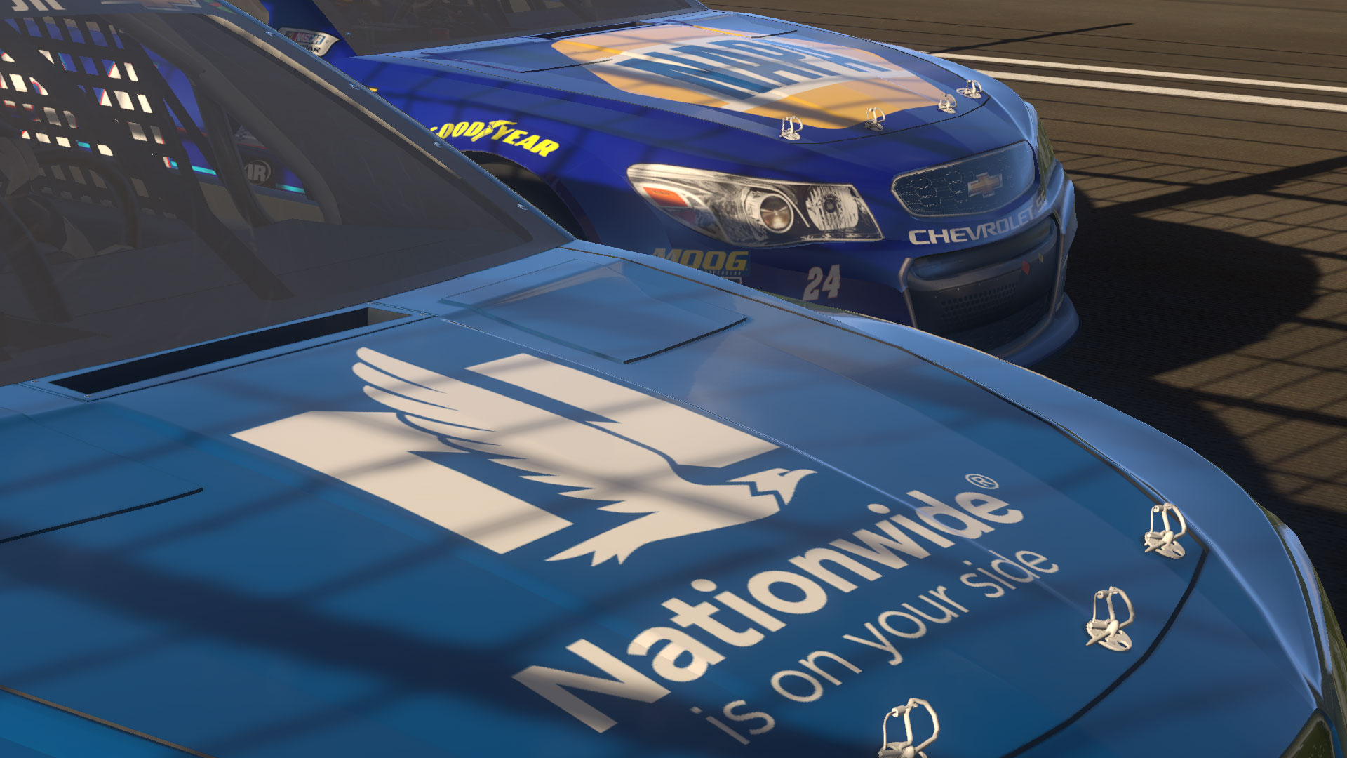 NASCAR Heat Evolution Launches On PS4 and Xbox.
