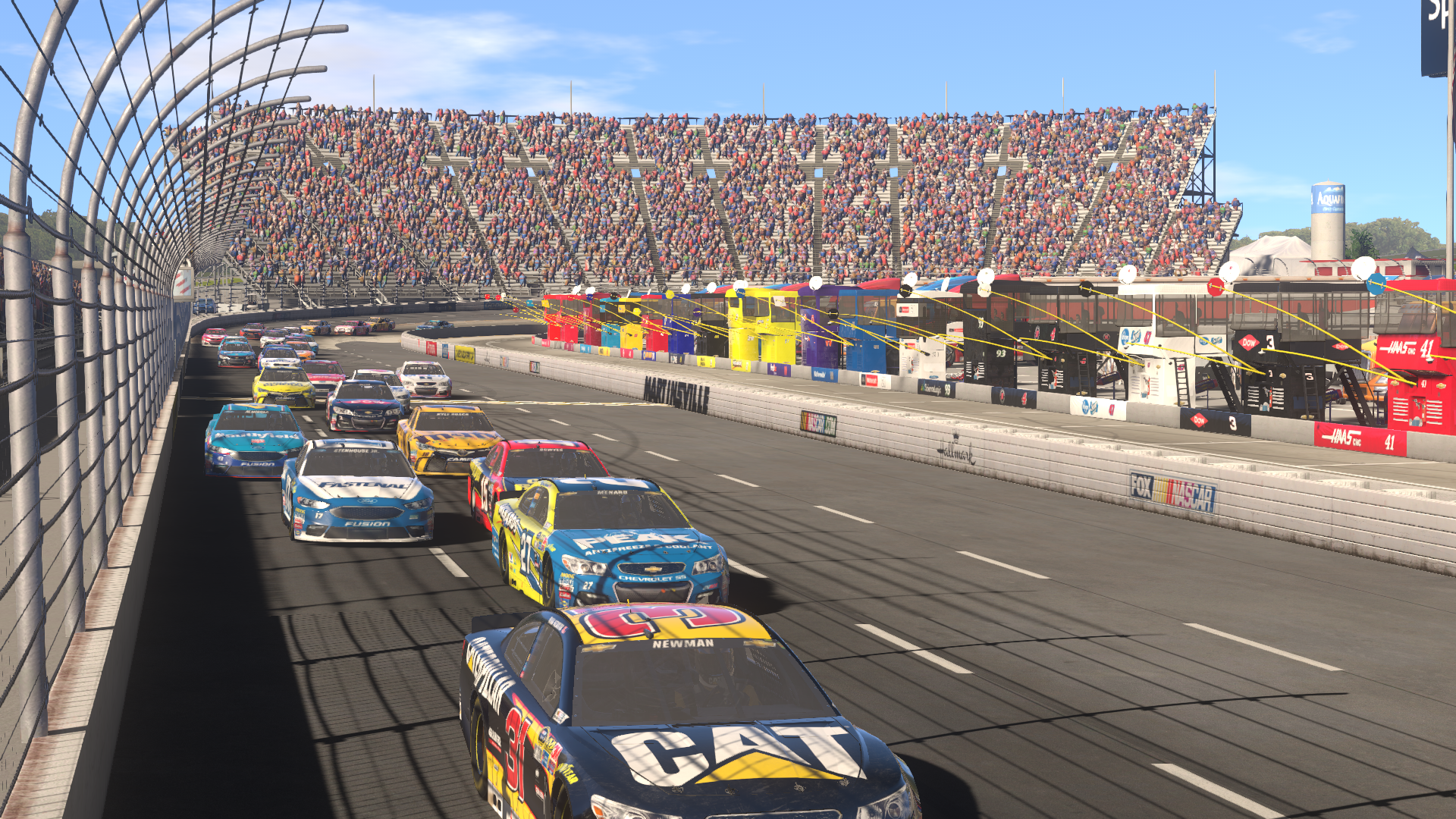NASCAR Heat Evolution Video Game Launches On Xbox One And PS4.