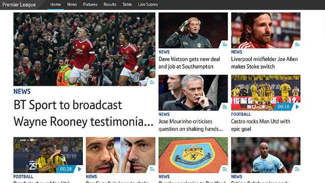 Proprietary digital solutions by deltatre produce an enhanced EPL fan experience for streaming live games, highlights and breaking news on iOS and Android as well as on demand.
