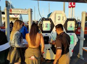 Levi's Stadium And Rio 2016 Deployment Of Qylatron Entry Experience Solution - SportsTechie blog.