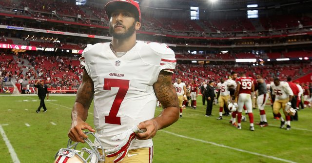 No matter what you think of Kaepernick, he certainly has the right to freedom of speech in America.