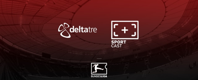 DFL Brings Official Match Data In-House in a Joint Venture Between Sportcast and Deltatre.
