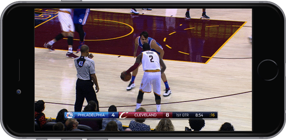 NBA LEAGUE PASS Introduces New Way to Watch Basketball with NBA Mobile View.