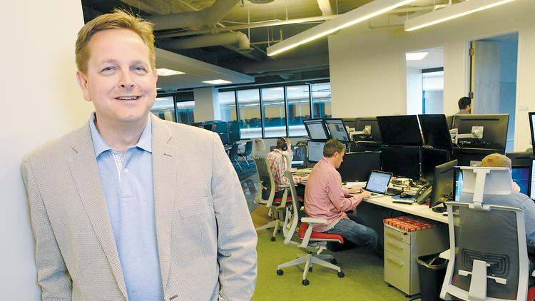 SPORTSHUB TECHNOLOGIES CONTINUES EXPANSION IN THE FANTASY SPORTS INDUSTRY WITH TWO MORE ACQUISITIONS. Image via Minneapolis/St. Paul Business Journal.