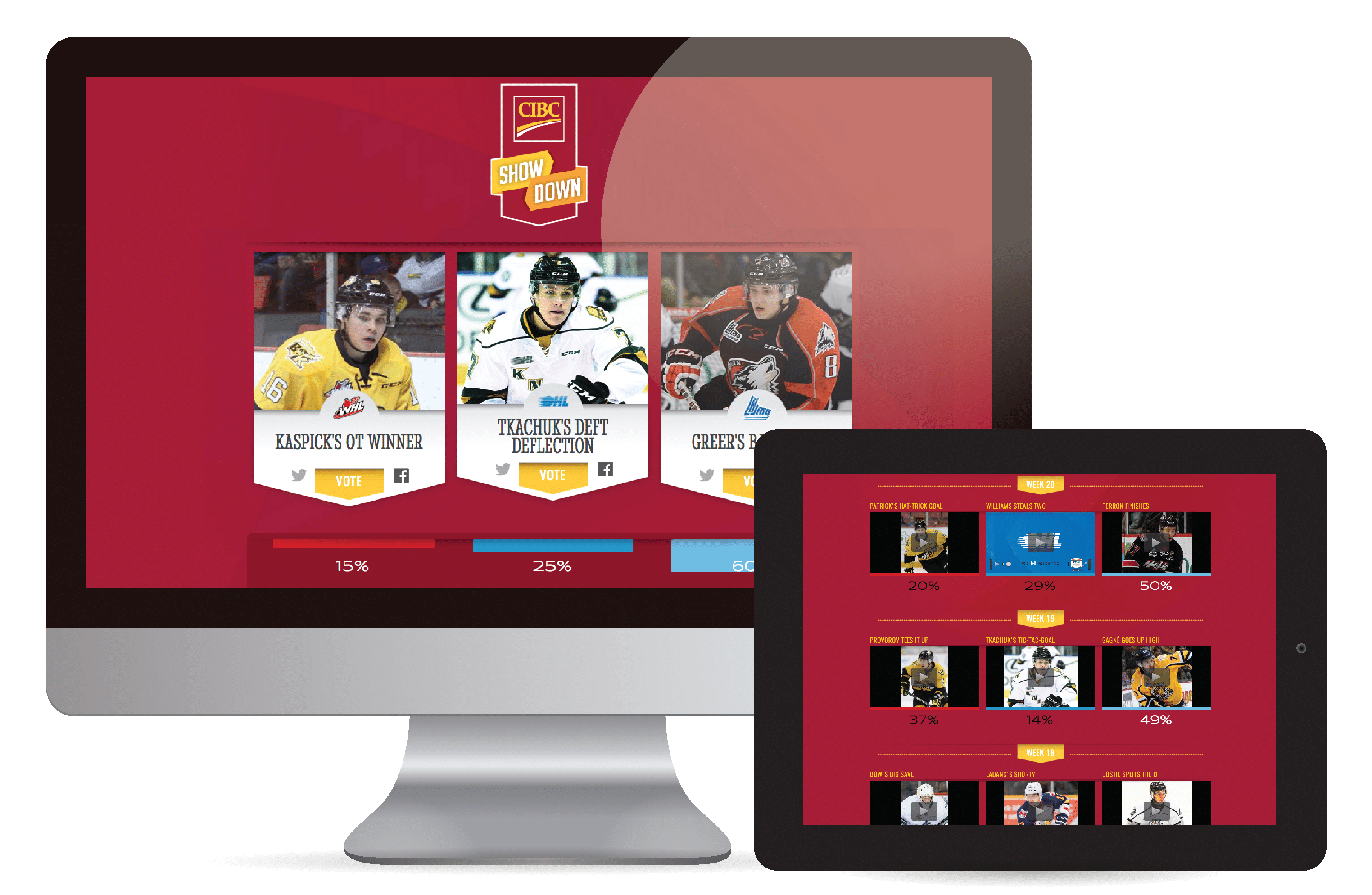 Canadian Hockey League Powered By Stadium Digital Provide